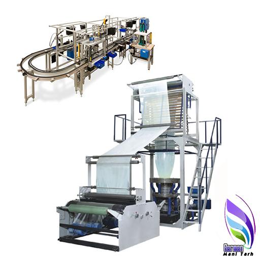 مهندسی معکوس ، طراحی و ساخت انواع ماشین آلات صنعتی